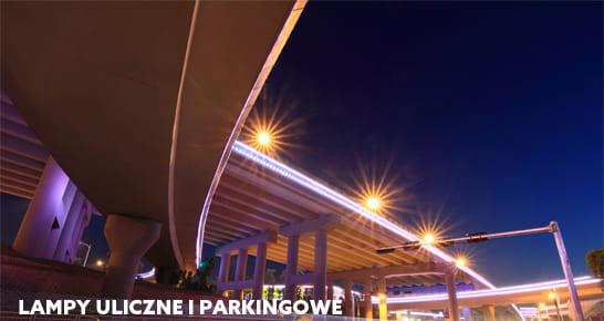 Lampy Uliczne i Parkingowe LED ➽ Wysyłka 24h ➽ Polski Producent