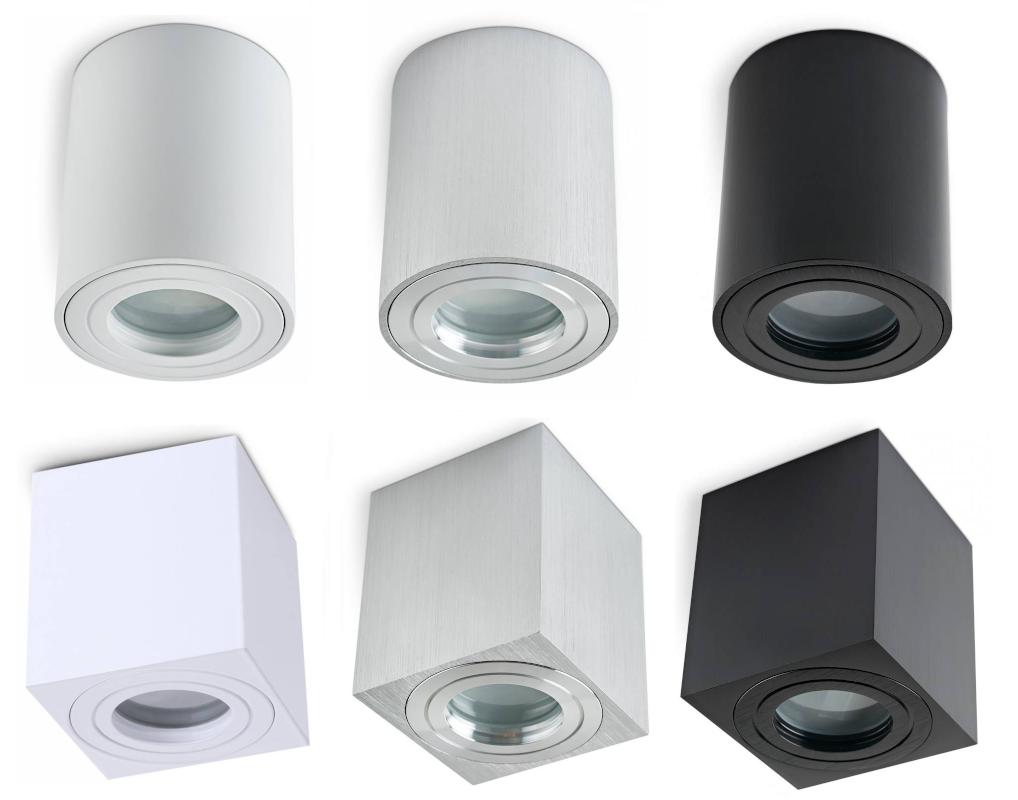 Tuby łazienkowe LED