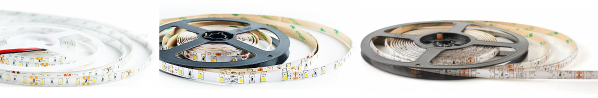 Paski, Taśmy LED