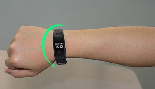 zegarek sportowy jami smart