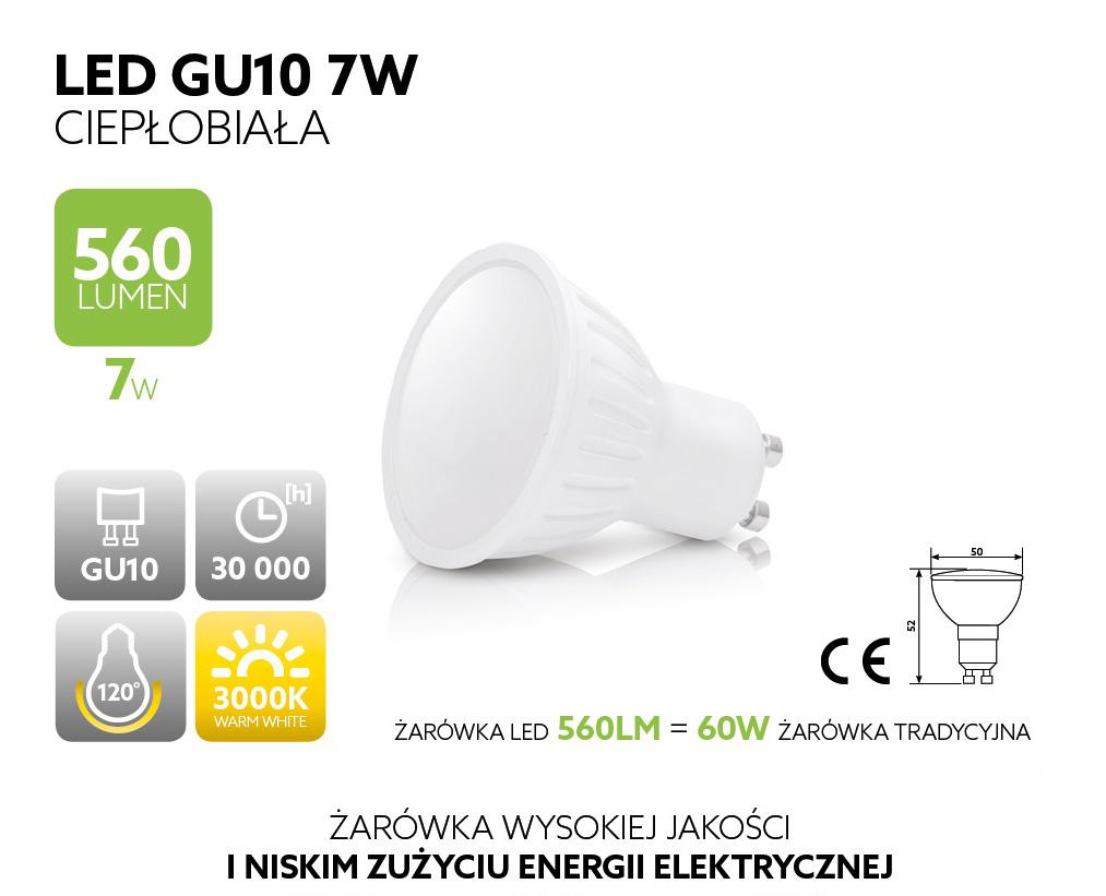 zdjęcie żarówki LED