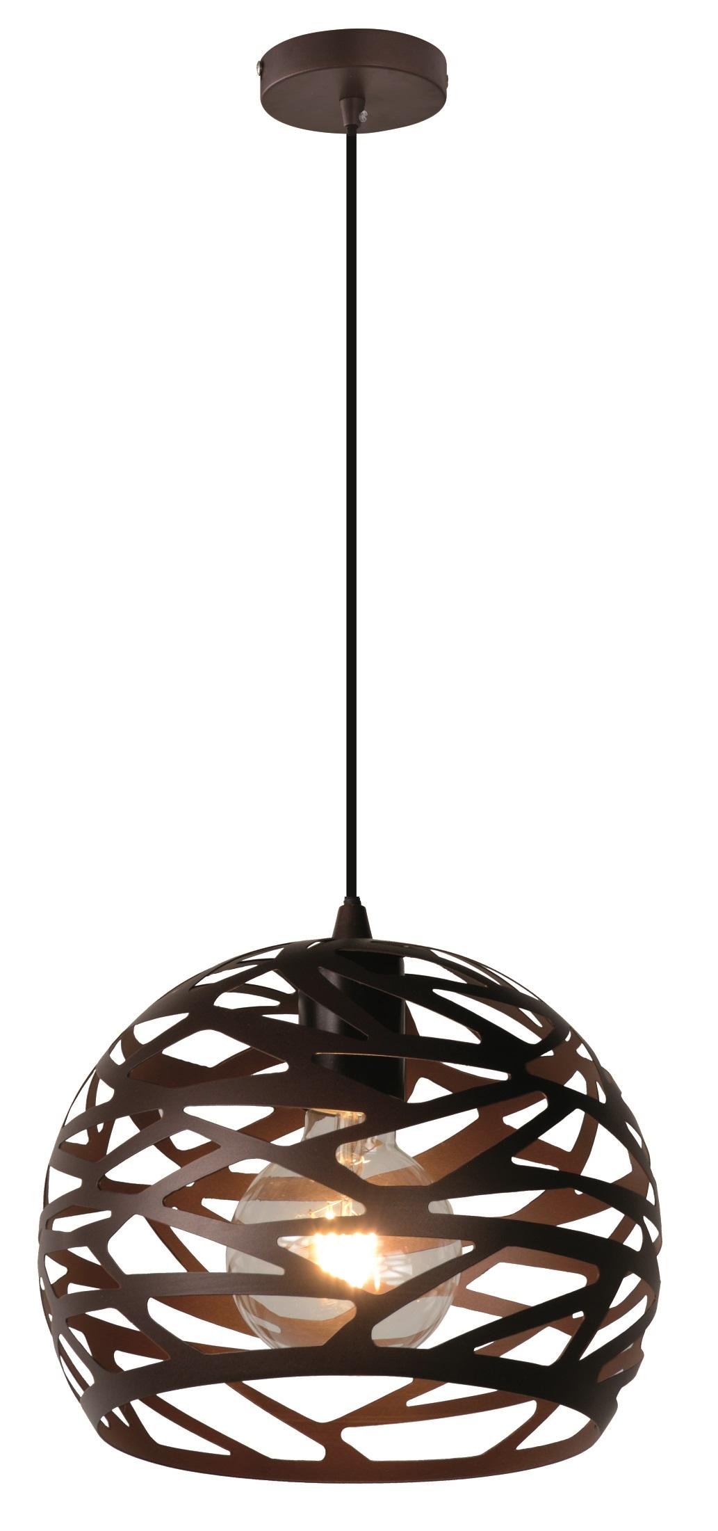 nowoczesna lampa wisząca dekoracyjna