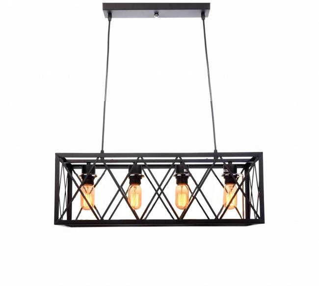 nowoczesna lampa wisząca loft