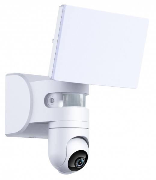 Naświetlacz z kamerą, czujnikiem ruchu, funkcją domofonu