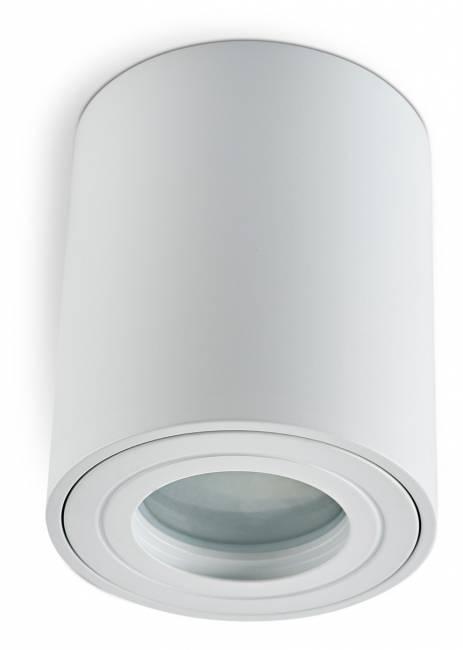 Wodoszczelna Lampa łazienkowa Okrągła Tuba H095 1xgu10